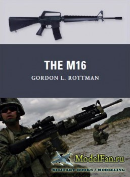 Osprey - Weapon 14 - The M16