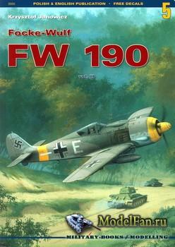 Kagero - Monografie 5 - Focke Wulf Fw 190 (Vol.3)