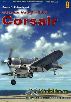 Kagero - Monografie 9 - Chance Vought F4U Corsair