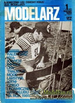 Modelarz 1/1989