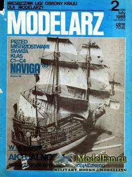 Modelarz 2/1989