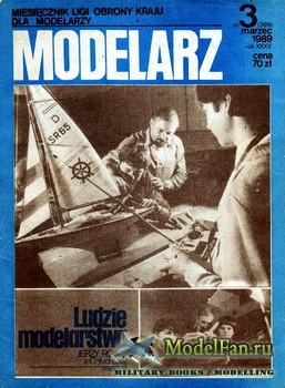 Modelarz 3/1989