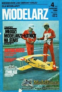 Modelarz 4/1989