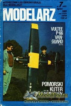 Modelarz 7/1989