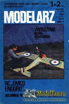 Modelarz 1-2/1990