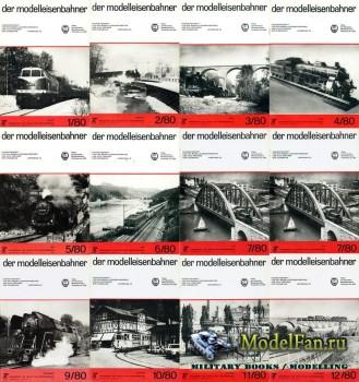 Modell Eisenbahner за 1980 год