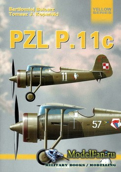 Mushroom Model Magazine Special №6108 (Yellow Series) - PZL P.11c