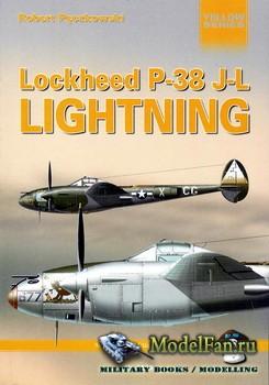 Mushroom Model Magazine Special №6109 (Yellow Series) - Lockheed P-38 J-L L ...
