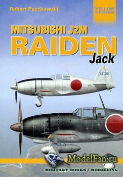 Mushroom Model Magazine Special №6110 (Yellow Series) - Mitsubishi J2M Raid ...