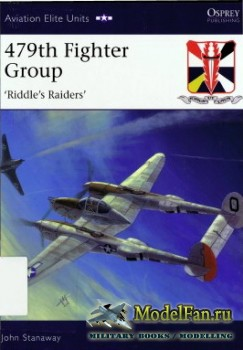 Osprey - Aviation Elite Units 32 - 479th Fighter Group 'Riddle's Raiders ...