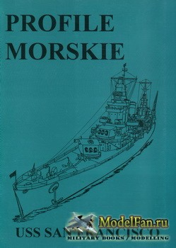 Profile Morskie 2 - Heavy Cruiser USS San Francisco