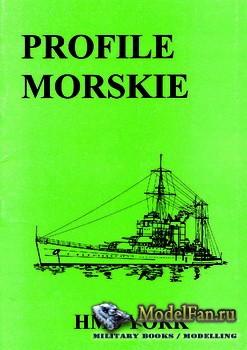 Profile Morskie 3 - Brytyjski Krazownik HMS York