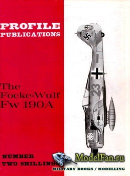 Profile Publications - Aircraft Profile №3 - The Focke-Wulf Fw 190A