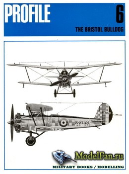 Profile Publications - Aircraft Profile №6 - The Bristol Bulldog