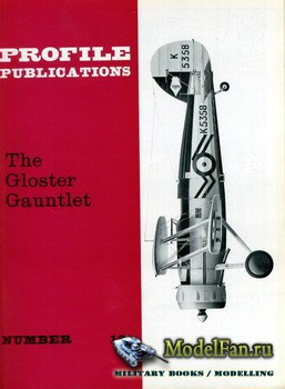 Profile Publications - Aircraft Profile №10 - The Gloster Gauntlet