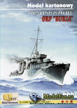Quest - Model Kartonowy №2 - ORP
