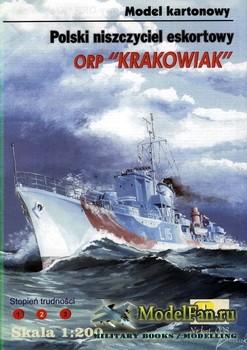 Quest - Model Kartonowy №8 - ORP