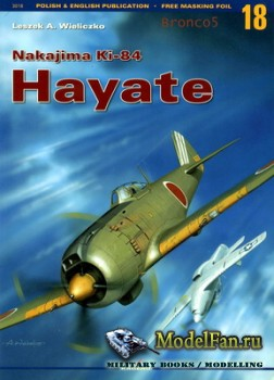 Kagero - Monografie 18 - Nakajima Ki-84 Hayate