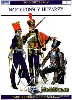 Osprey - Bellona - Zolnierz i Bron 1 - Napoleonscy Husarzy
