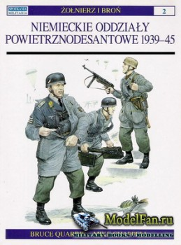 Osprey - Bellona - Zolnierz i Bron 2 - Niemieckie Oddzialy Powietrznodesant ...