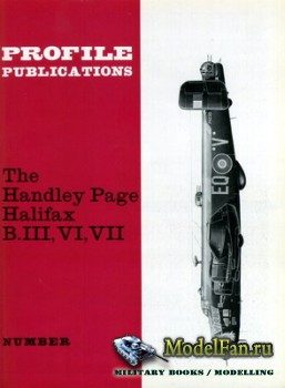 Profile Publications - Aircraft Profile №11 - The Handley Page Halifax B.II ...
