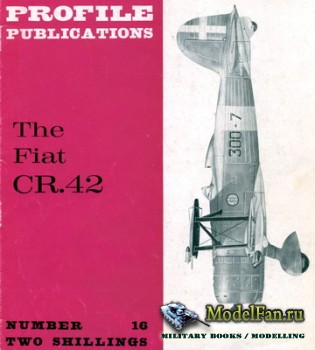Profile Publications - Aircraft Profile №16 - The Fiat CR.42