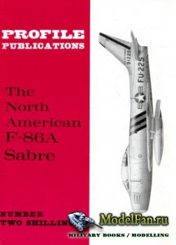 Profile Publications - Aircraft Profile №20 - The North American F-86A Sabr ...