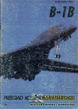 Przeglad Konstrukcji Lotniczych (PKL) 19 - B-1B Lancer