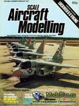 Scale Aircraft Modelling Vol.1 №5 (February 1979)