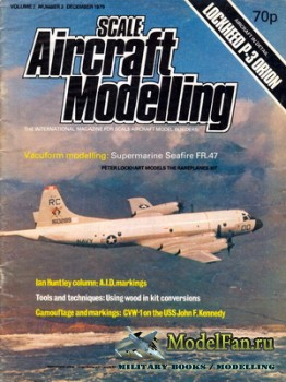 Scale Aircraft Modelling Vol.2 №3 (December 1979)