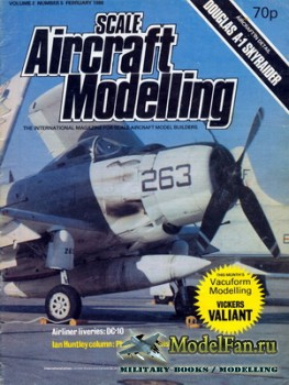 Scale Aircraft Modelling Vol.2 №5 (February 1980)