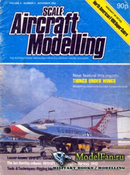 Scale Aircraft Modelling Vol.3 №2 (November 1980)