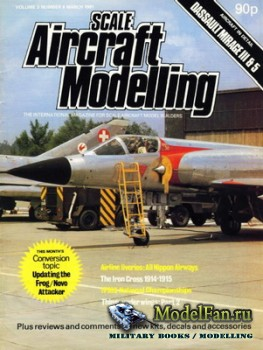 Scale Aircraft Modelling Vol.3 №6 (March 1981)