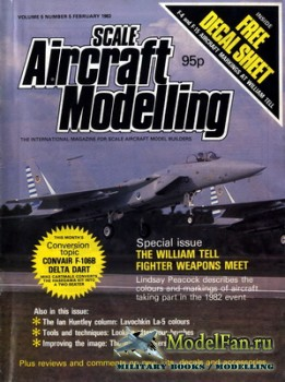 Scale Aircraft Modelling Vol.5 №5 (February 1983)
