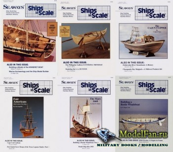 Ships in Scale (Подшивка за 1993 год)