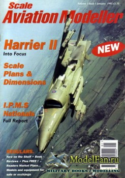 Scale Aviation Modeller International (January 1995) Vol.1 №1