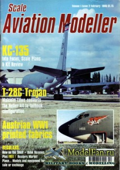 Scale Aviation Modeller International (February 1995) Vol.1 №2