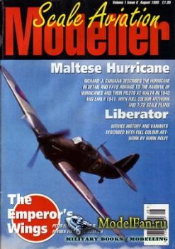 Scale Aviation Modeller International (August 1995) Vol.1 №8