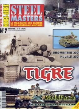 Steel Masters Hors-serie №7 (2000) - Le Tigre I