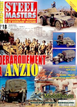 Steel Masters Hors-serie №18 (2003) - Debarquement a Anzio