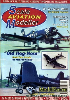 Scale Aviation Modeller International (January 1996) Vol.2 №1