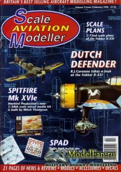 Scale Aviation Modeller International (February 1996) Vol.2 №2