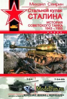 Броня крепка. История советского танка 1943-1955 (М.Н. Свирин)