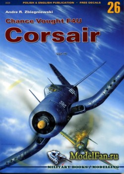 Kagero - Monografie 26 - Chance Vought F4U Corsair (Vol.2)