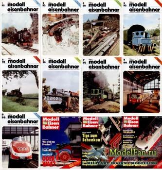 Modell Eisenbahner за 1990 год