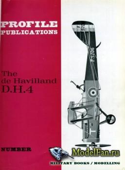 Profile Publications - Aircraft Profile №26 - The de Havilland D.H.4
