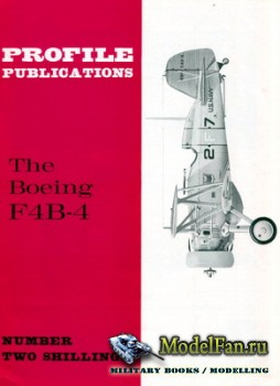 Profile Publications - Aircraft Profile №27 - The Boeing F4B-4
