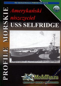 Profile Morskie 30 - USS Selfridge