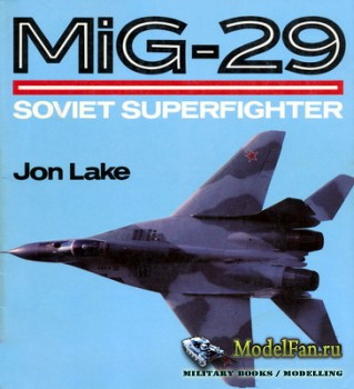 Osprey - Colour Series - MiG-29 Soviet Superfighter