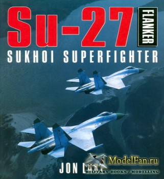 Osprey - Colour Series - Su-27 Flanker Sukhoi Superfighter